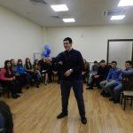Открытие молодежного клуба